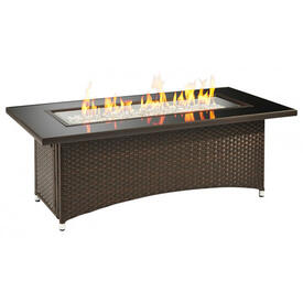 Montego Fire Pit Table - Balsam by Outdoor GreatRoom