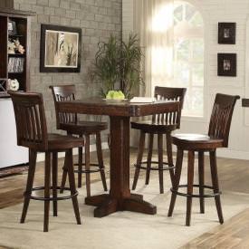 Gettysburg Pub Height Table by ECI Furniture