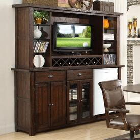 Gettysburg Entertainment Hutch by ECI Furniture