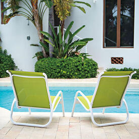 Gardenella Poolside Chair by Telescope Casual