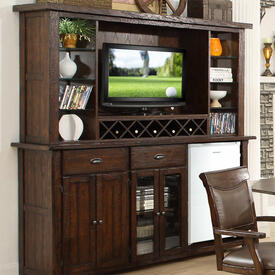 Gettysburg Back Bar by ECI Furniture