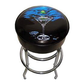 Zen Martini Bar Stool by Michael Godard