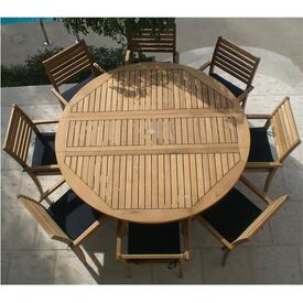 Avant Teak Dining by Royal Teak Collection