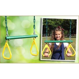 Ring Trapeze & Chain by Creative Playthings