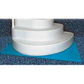 Entry Step Mat 48in x 48in by Family Leisure
