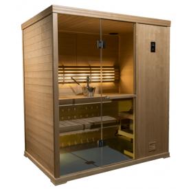 HM46 Sauna by Finnleo