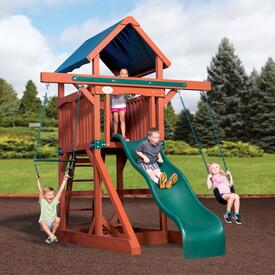 Adventure Treehouse Junior Space Saver – Tarp