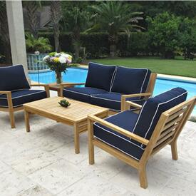 Coastal Group in Navy by Royal Teak
