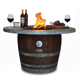 The Estate Fire Pit Table by Vin de Flame