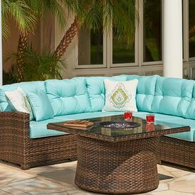 Lakeside Sectional Couch by North Cape