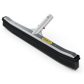 "Stanley 18"" DLX Aluminum-Back Pool Brush"
