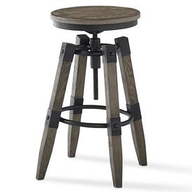 Colton Barstool by Plank & Hide