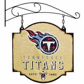 Tennessee Titans Vintage Tavern Sign