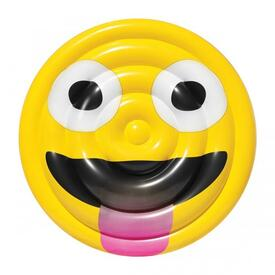 Tongue Out Emoji Pool Float by SPORTSTUFF