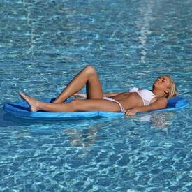 Sun Comfort Pool Lounge - Blue AHSC-005 by Airhead / Kwiktek