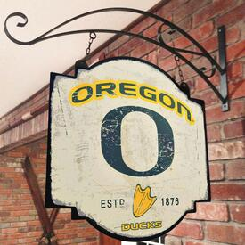 University of Oregon Vintage Tavern Sign #11421