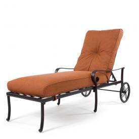 Cushion Chaise Lounge
