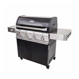 The Saber Cast Black 670 Grill by Saber