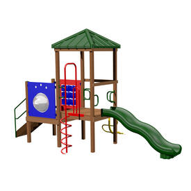 Great Smokey Swing Set
