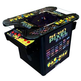 Pac-Man Pixel Bash Cocktail Arcade - Black