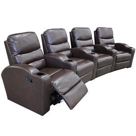 home theater seating family leisure
