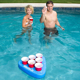 floating pong