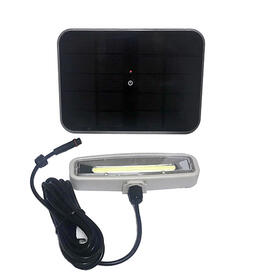 Wall Mount Solar Pool Light