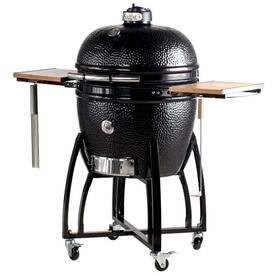 "XL 23"" Bronze Kamodo Smoker With Cart"