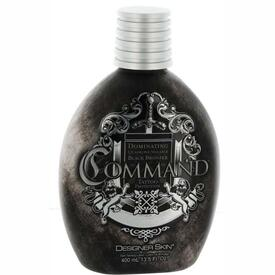 Designer Skin Command Tanning Lotion