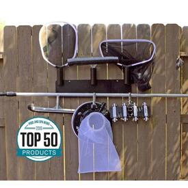 Pool Maintenance Tool Organizer