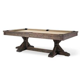 The Thomas Pool Table by Plank & Hide