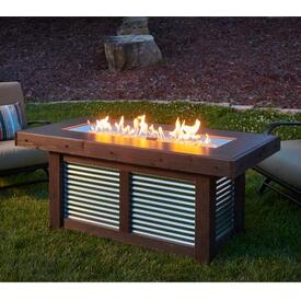 Denali Brew Gas Fire Table by The Outdoor GreatRoom Company