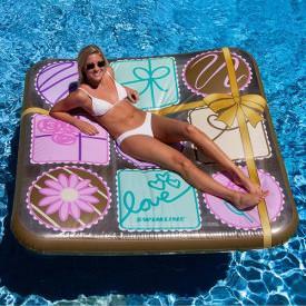 Box of Chocolates Pool Float by Swimline