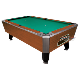 Valley Panther Cherry  Pool Table