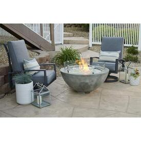 Cove 30 Gas Fire Pit Bowl by The Outdoor GreatRoom