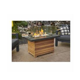 Darien Everblend Gas Fire Pit Table by The Outdoor GreatRoom