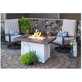 Havenwood Gas Fire TableTable by The Outdoor GreatRoom Company