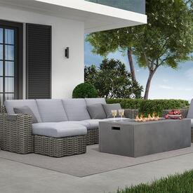 Mia Deep Seating Collection by Ebel