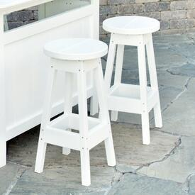 Backless Bar Stool by Berlin Gardens