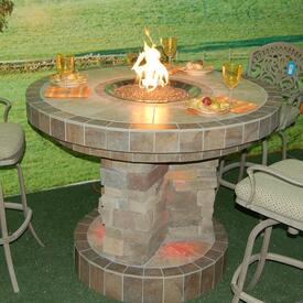 Carter Fire Pit Project by Leisure Select