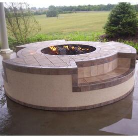 Edwards Fire Pit Project by Leisure Select