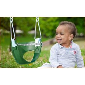 Belted Toddler Swing Rope by Creative Playthings