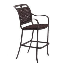 Palladian Lattice Bar Stool by Tropitone