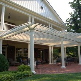 Wolcott Pergola Project by Leisure Select