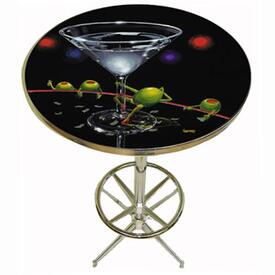 Dirty Martini Pub Table by Michael Godard