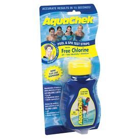 Chlorine 4 Way Test Strips by Hach