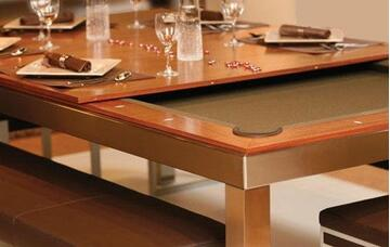 Reinventing Your Pool Table