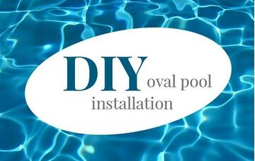 DIY Oval Pool Install