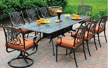 A Review of the New Hanamint Patio Furniture!