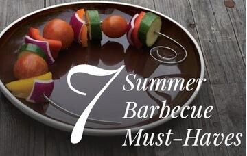 summer bbq must-haves